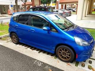 Honda Jazz 1.4 Auto