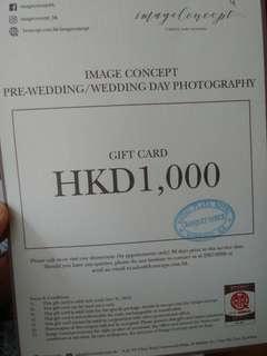 Image Concept pre wedding/wedding day photography big day 婚禮攝影 coupon
