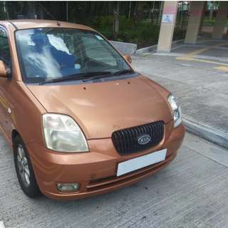 KIA MORNING 1.1 2004