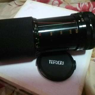 Macro Tefnon Zoom Lens Authentic