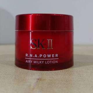 SK-II R.N.A 超肌能緊緻活膚霜  輕盈版 15g(有中文標)