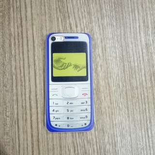 Nokia Look A Like Softcase (for iPhone 5/5s)