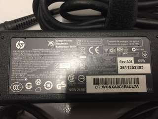 Laptop charger cable