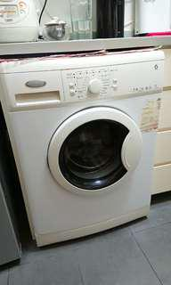 惠而浦洗衣機 Whirlpool washing machine