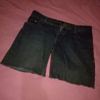 Celana Pendek Jins