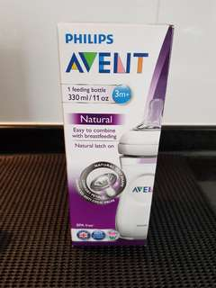 Avent Natural Baby Bottle 330ml