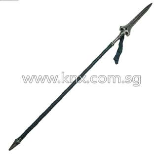 In Stock – AMS 0090 – World of Warcraft Stormwind Guard Spear