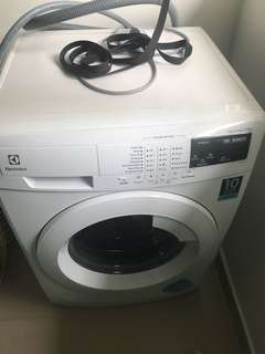 Electrolux 7.5 kg washing machine