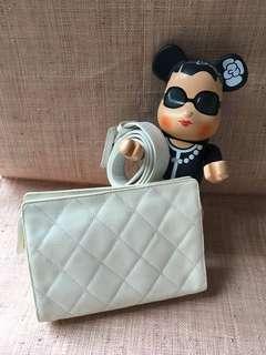 Chanel waist bag 魚子醬皮腰包