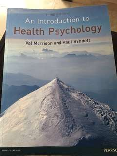 An intro to health psychology