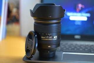 Nikon AF-S VR 24-120mm f/4G ED