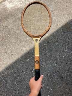 🚚 古董 收藏 網球拍 保存良好