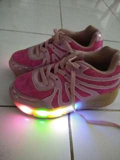 Sepatu roda 2in1