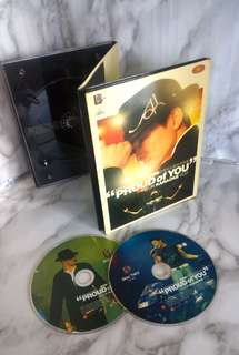 Andy Lau concert video VCD