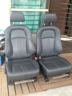 Original honda part brv leather seat