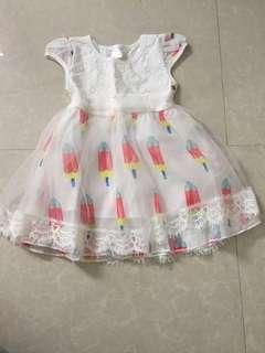 Dress (Popsicle Design)