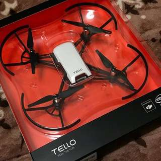 🚚 Tello Feel The Fun DJI Drone BN