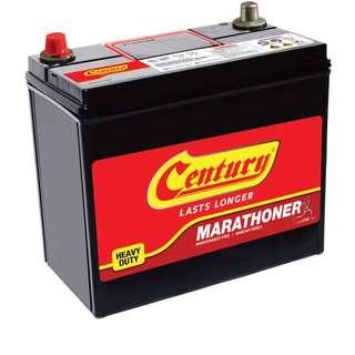 Century Car Bateri