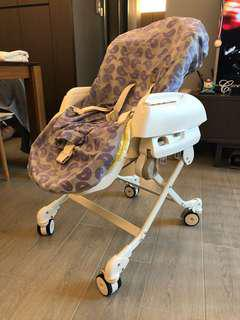 Combi High Chair Rishena 手動版