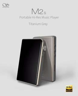 Shanling M2S DSD256 aptX (throw in Original Leather Case and Tempered Glass)