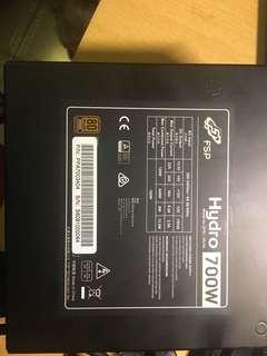 Hydro 700w power supply