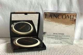 Lancome DUAL FINISH powder foundation Shade Porcelaine 1 (N)