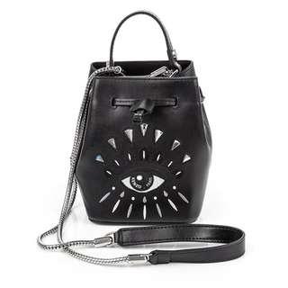 Kenzo Black Eye Mini Bag 袋