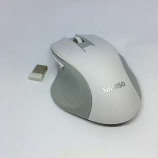 Free Mailing! Miniso Wireless Bluetooth Mouse - White