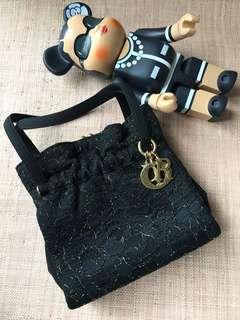 Dior vtg lace bag 復古蕾絲晚宴包