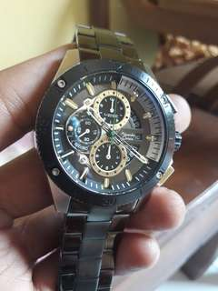 Jam alexandre christie bukan expedition dan seiko