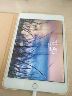 Ipad mini3 16G gold