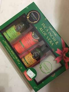 BNIB Botaneco Garden Body Care Set