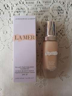 La Mer Soft Fluid Long Wear Foundation
