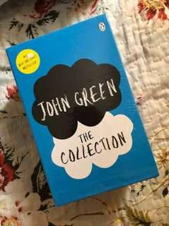 John Green : The Collection (1 set, 5 books) New