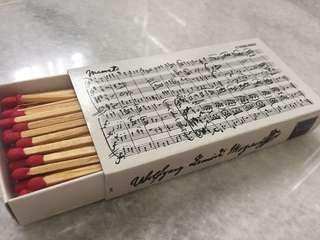 Musical match box 🔥