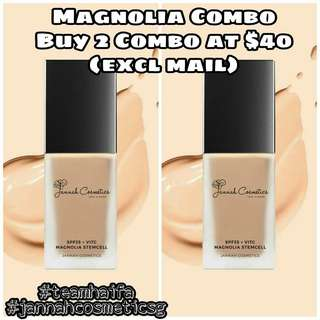Liquid Foundation w Serum