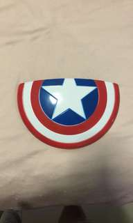 Captain America 3D Wall Light