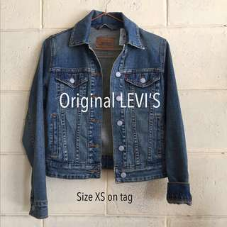SALE❗️❗️❗️Authentic Levi's Denim Jacket for Women