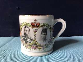 Collectible cup crowned June 22, 1911