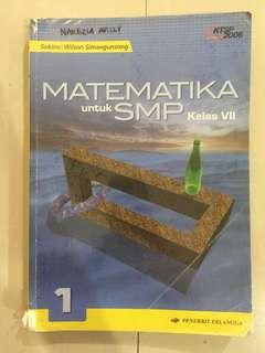 MATEMATIKA SMP KELAS VII