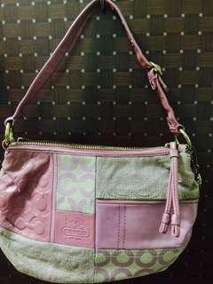 Preloved Coach Mini-Bag
