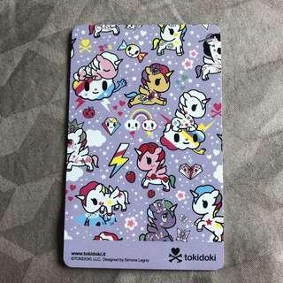 🚚 Tokidoki EZ-Link Card Purple Stellina