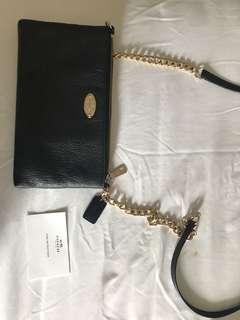 Coach wristlet bag