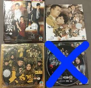 TVB Hong Kong Dramas