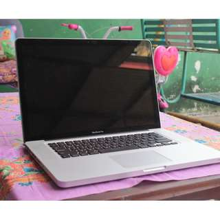"MACBOOK PRO 15"" 2012 MD103 CORE i7 8GB SSD 256GB FULL UPGRADE SIAP TEMPUR"