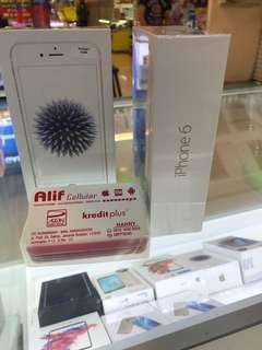 Iphone 6 kredit aeon/ kredit plus