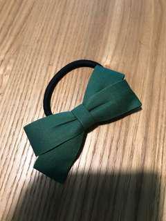 綠色蝴蝶頭飾 FREE