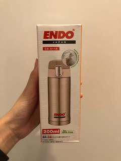 Endo Double Stainless Steel Mug