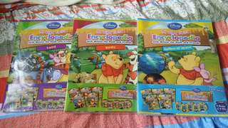 Dr max 出版 my very first encycopedia with winnie the pooh