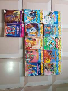 Used Geronimo and Thea Stilton books